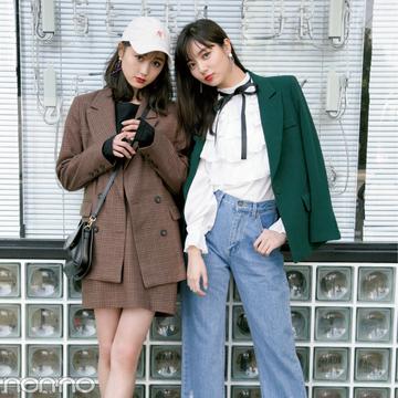 今ドキ韓国ファッション冬★最前線のコーデ、こうすればできる!