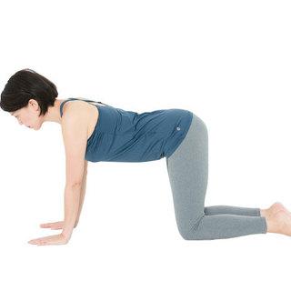 スペシャルエクササイズ【STEP 1】膝伸ばし
