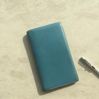 一生モノのエルメスのダイアリー✨毎年の手帳ジプシーも解消です❣️