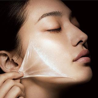 美肌は寝て待て。極薄ヴェールで肌を覆って潤い肌を作る新美容