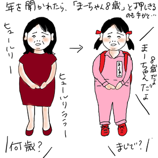 【ケビ子のアラフォー婚活Q&A】vol.16 「年齢を聞かれるのが怖い」