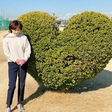 ユニクロコーデで手軽にゴルフ