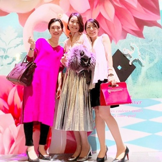 ドレスコードはピンク!