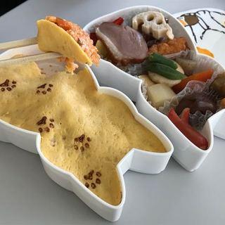 「福」を招くキュートなお弁当
