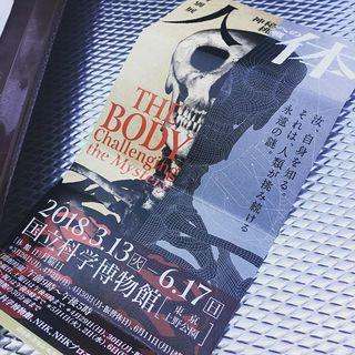 大人の週末にぜひ。上野の「人体の不思議展」へ行ってきました