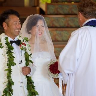 アラフォーウェディング② 結婚式