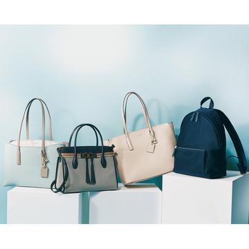 ケイトスペードのバッグ、大学生の通学&社会人の通勤で選ぶならコレ!【20歳からの名品】