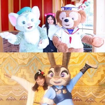上海ディズニーランドで会えるキャラクターたちをご紹介します♡