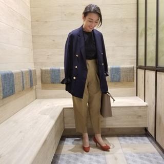 Sサイズにも似合う名品パンツはスタニングルアーにあり!!
