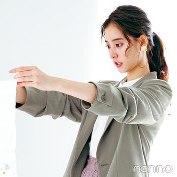 """""""しっかりしてそう""""新木優子の10days着回し後半★【新生活の好感度コーデ】"""