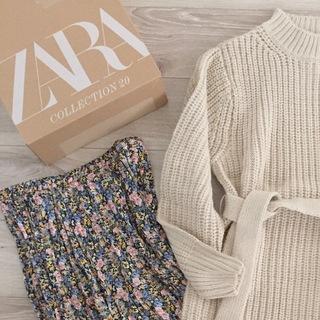 ZARA大好き!!【momoko_fashion】