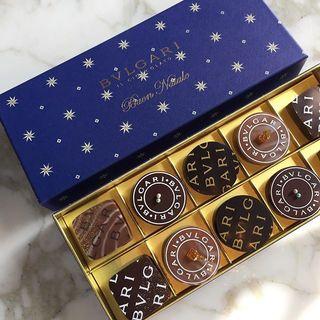 ブルガリ イル・チョコラート、今年のクリスマス限定ボックスは