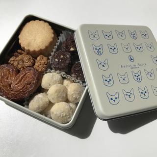 可愛い猫缶クッキーに一目惚れ♡一押し手土産はこちら!