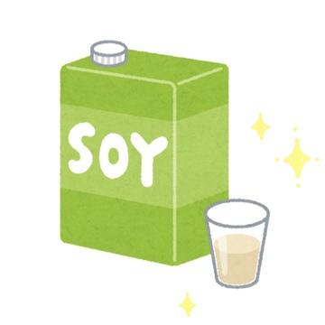 【No.3】美容にも!豆乳の魅力 ⸜❤︎⸝