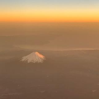 新しい年を前に!富士山パワーのおすそ分け