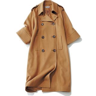 ☆フォクシー ニューヨークコレクションの五分袖コート