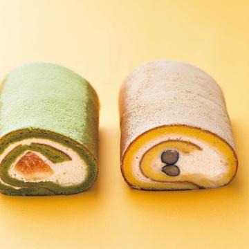 1.和洋の旬の素材が生む繊細な味 『kashiya』のロールケーキ