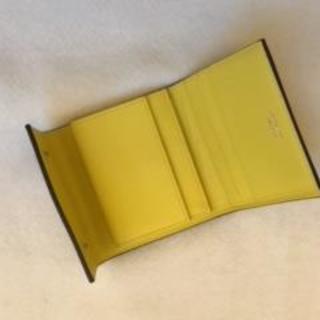 3度目の正直のグレー小さいお財布☆_1_3-2
