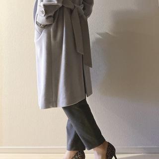 冬もオシャレでいたいから「コートは3着」の法則