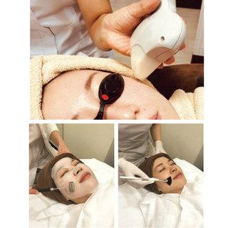 点在する薄いシミ治療&肌の総合力アップ【40代のための美容医療】