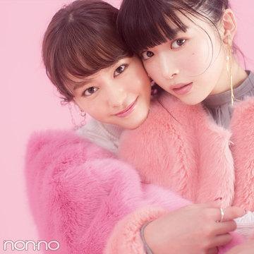 桐谷美玲と馬場ふみかのガールズトーク公開♡ 映画『リベンジgirl』で初共演!