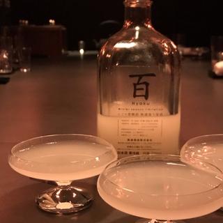 洗練された空間で、「通」な日本酒を。日本酒バー@西麻布_1_3