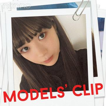 馬場ふみかの愛用バッグは『GRAFEA』★【Models' Clip】