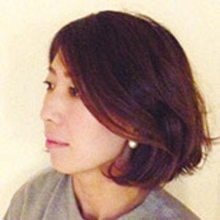 慎重&熟考主義者 塚田有紀子さん