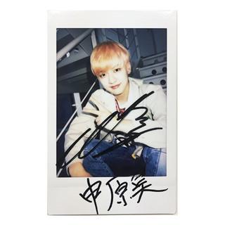 【応募終了】シン・ウォンホの直筆サイン入りインスタント写真を1名様にプレゼント!