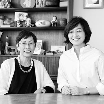 富岡佳子が会いに行く 女性学の第一人者 上野千鶴子さん