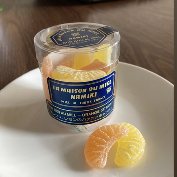 LA MAISON DU MIEL NAMIKIの蜂蜜キャンディ