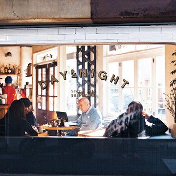 TOKYOフォトジェCafe⑤外国みたいな写真映えインテリア♡ デイアンドナイト