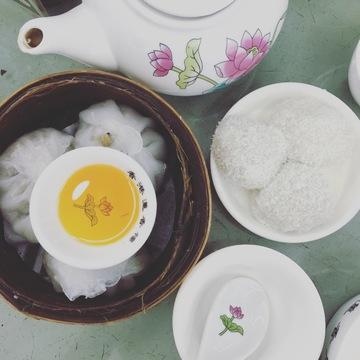 ホテルの周りをパトロール! 香港、セントラル食べ歩き_1_1-2