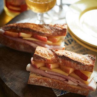 甘くてしょっぱいサンドイッチでシードルランチを!【平野由希子のおつまみレシピ #61】