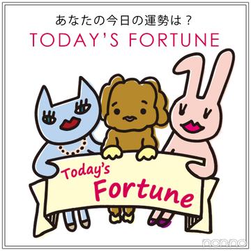 あなたの今日の運勢は? 生年月日で毎日占うTODAY'S FORTUNE♡