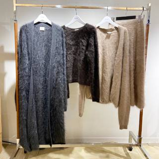 究極の着心地ブランド「knit bar」の秋冬ニットはしっとり柔らかくてとろけるような質感♡