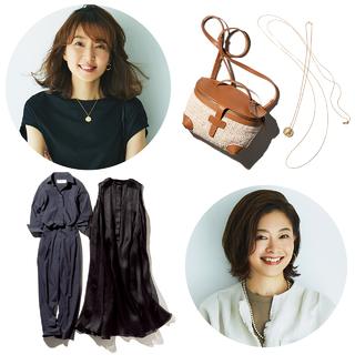 <後編>人気エディター・磯部安伽さん&三尋木奈保さんが選んだ「夏の最強6着」とは?
