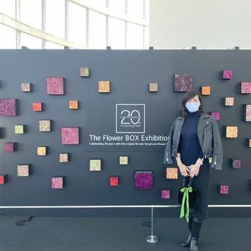ニコライバーグマンの世界が広がる作品展へ。