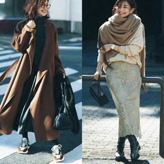 【スニーカー&ブーツ編】三尋木奈保の「冬、自分の着こなしに飽きない」5つの方法