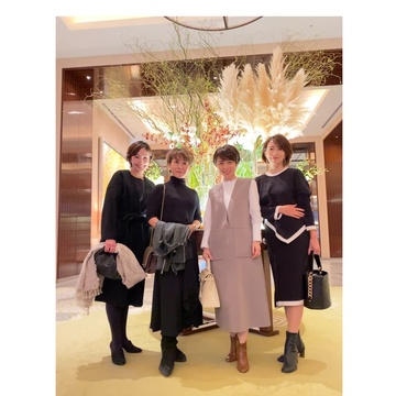 palace Hotel lunch会