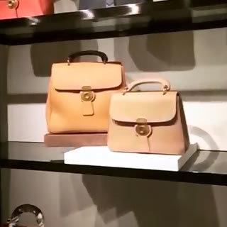 バーバリーのバッグが可愛い過ぎる!