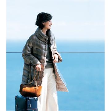 旅の楽しみはおしゃれから!冬のショートトリップ「着こなしプラン」 五選