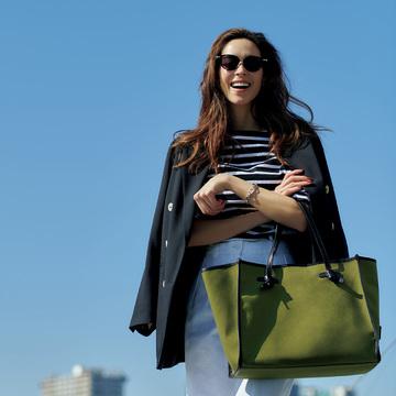 軽くて、使いやすくて、デイリーにも旅にも。大人が頼れる「BLT」バッグを毎日! 五選