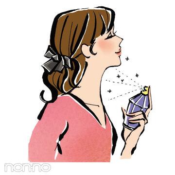 恋愛運をアップさせるなら香りから! 願望別しぐさ風水