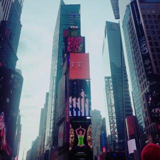 クリスマスの景色@New York