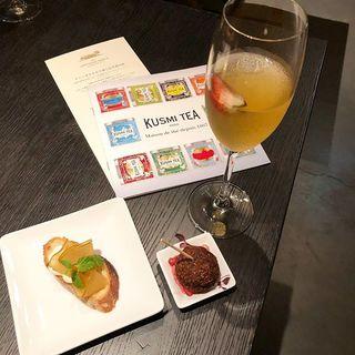 The ARTISAN TABLE・DEAN & DELUCAで期間限定イベント「ティーカクテルで楽しむ至福の秋」が開催中!