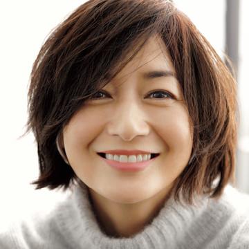 富岡佳子さんの絶妙にラフで色っぽい「富岡ボブ」<憧れのエクラモデルズのヘア>
