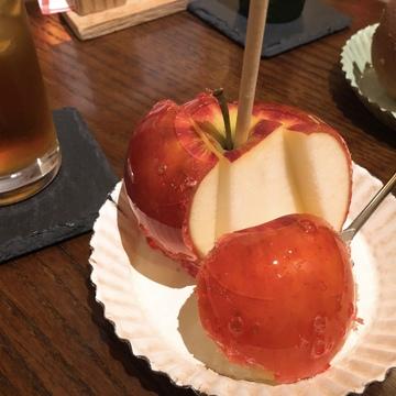 いつでもりんご飴が食べられるお店❤︎