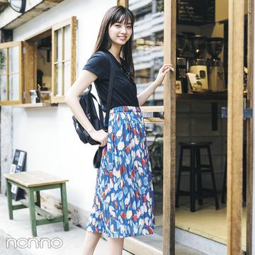 新川優愛が夏の私服コーデを披露♡ 好きなブランドも教えちゃう!