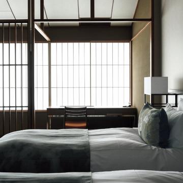 京町家のディテールを生かしたホテル『THE HIRAMATSU 京都』